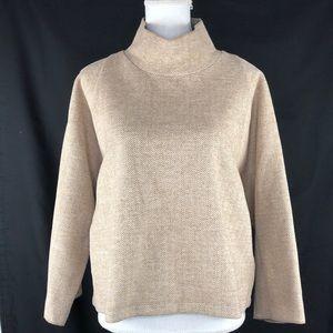 Madewell woman's oversized sweater